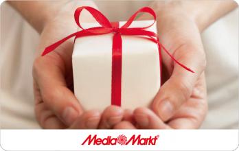 """La Carte-Cadeau MediaMarkt """"Cadeau blanc"""""""