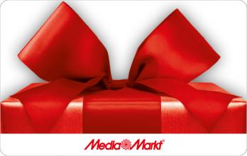 """La Carte-Cadeau MediaMarkt """"Cadeau rouge"""""""