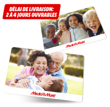 CARTE-CADEAU PHOTO