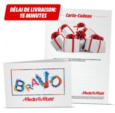 Carte-Cadeau Imprimable